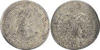 XV Kreuzer 1662 RDR Austria Wien Leopold I., 1657-1705 ss+/vz  75,00 EUR  zzgl. 3,00 EUR Versand