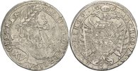 XV Kreuzer 1694 RDR Kärnten Sankt Veit Leopold I., 1657-1705 ss  70,00 EUR  zzgl. 3,00 EUR Versand