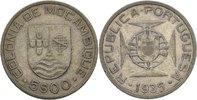 5 Escudos 1935 Port. Mosambik  ss  20,00 EUR  zzgl. 3,00 EUR Versand