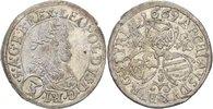 3 Kreuzer 1669 RDR Steiermark Graz Leopold I., 1657-1705 fleckig, vz  60,00 EUR  zzgl. 3,00 EUR Versand