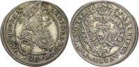 3 Kreuzer 1695 RDR Austria Habsburg Wien Leopold I., 1657-1705 ss  45,00 EUR  zzgl. 3,00 EUR Versand