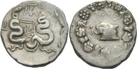 Cistophor 133-56 ca. Mysien Pergamon  ss  100,00 EUR  zzgl. 3,00 EUR Versand