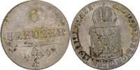 6 Kreuzer 1849 Austria Böhmen Prag Franz Joseph, 1848-1916. fast Stempe... 80,00 EUR  zzgl. 3,00 EUR Versand