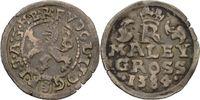 Maly Groschen 1584 RDR Böhmen Budweis Rudolph II., 1576-1612. l. Bug, ss  55,00 EUR  zzgl. 3,00 EUR Versand