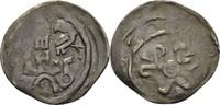 Pfennig 1247-1278 Mähren Premysl II. Ottokar (1247 - 1278) ss  240,00 EUR kostenloser Versand