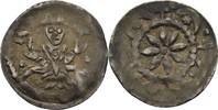Pfennig 1286-1296 Bistum Bamberg Arnold von Solms, 1286-1296 Prägeschwä... 120,00 EUR  +  3,00 EUR shipping
