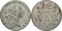 1/12 1764 Preussen Friedrich II. 1740-1786 ss  35,00 EUR  +  3,00 EUR shipping