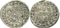 Albus 1666 Mainz Johann Philipp von Schönborn, 1647-1673 ss  30,00 EUR  zzgl. 3,00 EUR Versand