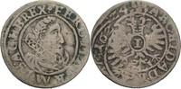 Kreuzer 1624 RDR Schlesien Breslau Ferdinand II., 1619-1637 Doppelschla... 25,00 EUR  zzgl. 3,00 EUR Versand