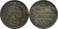 1/2 Silbergroschen 1872 Preussen Wilhelm I., 1861-1888. vz  15,00 EUR  zzgl. 3,00 EUR Versand