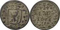 Albus 1699 Hessen Darmstadt Ernst Ludwig 1678 - 1739 f.ss/ss  12,00 EUR  zzgl. 3,00 EUR Versand