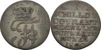 Schilling 1800 Mecklenburg Schwerin Friedrich Franz I. 1785-1837 ss  10,00 EUR  zzgl. 3,00 EUR Versand