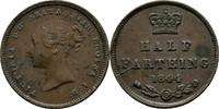 1/2 Farthing 1844 Großbritannien Victoria, 1837-1901 vz  40,00 EUR  zzgl. 3,00 EUR Versand