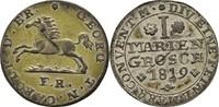 Mariengroschen 1819 Braunschweig Wolfenbüttel Karl II., 1815-1830 kl. S... 60,00 EUR  zzgl. 3,00 EUR Versand