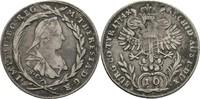 10 Kreuzer 1774 RDR Burgau Günzburg Maria Theresia, 1740-1780. ss  85,00 EUR  zzgl. 3,00 EUR Versand
