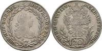 20 Kreuzer 1783 RDR Tirol Hall Joseph II., 1780-1790. ss/ss+  35,00 EUR  zzgl. 3,00 EUR Versand