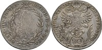 20 Kreuzer 1783 RDR Austria Habsburg Wien Joseph II., 1780-1790. l. jus... 85,00 EUR  zzgl. 3,00 EUR Versand