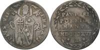 Grosso 1816 Vatikan Bologna Pius VII., 1800-1823. winziger Bug, ss  40,00 EUR  zzgl. 3,00 EUR Versand