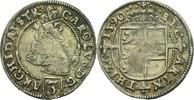 3 Kreuzer 1590 RDR Kärnten Klagenfurt Erzherzog Karl, 1564-1590 ss  85,00 EUR  zzgl. 3,00 EUR Versand