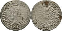 Schlesien Liegnitz Brieg Hedwigsgroschen Friedrich II., 1495-1547.