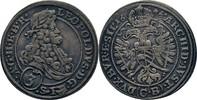 RDR Schlesien Brieg 3 Kreuzer 1696 fvz Leopold I., 1657-1705 35,00 EUR  zzgl. 3,00 EUR Versand