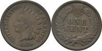 Cent Indianerkopf 1879 USA  ss  15,00 EUR