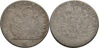 RDR Brabant Brügge Double Escalin 1751 f.ss Maria Theresia, 1740-1780 50,00 EUR  zzgl. 3,00 EUR Versand