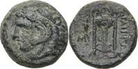 Bronze 365-345 Makedonien Philippoi  ss  30,00 EUR