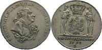 Brandenburg ins Franken 2/3 Taler (Gulden) 1792 f.vz Friedrich Wilhelm I... 325,00 EUR kostenloser Versand