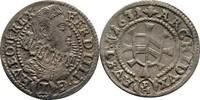 RDR Schlesien Glatz Kreuzer 1631 ss Ferdinand III. vor 1637 als König. 60,00 EUR  plus 3,00 EUR verzending
