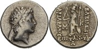 Drachme 100-95 Könige von Kappadokien Ariarathes VIII (100-95), ss  100,00 EUR