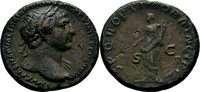As 108-109/110 RÖMISCHE KAISERZEIT Traian, 98-117 ss  150,00 EUR  zzgl. 3,00 EUR Versand
