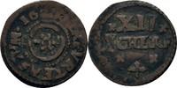 XII Scherf 1621 Erfurt, Stadt  ss  50,00 EUR  zzgl. 3,00 EUR Versand