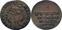 Pfennig 1764 Goslar  vz  45,00 EUR  zzgl. 3,00 EUR Versand