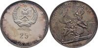 25 Leke 1968 Albanien Säbeltänzer polierte Platte, offen, Kontaktmarken... 100,00 EUR  zzgl. 3,00 EUR Versand