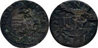4 Pfennig mit Gegenstempel 32 1622 Paderborn, Stadt  s  35,00 EUR  zzgl. 3,00 EUR Versand