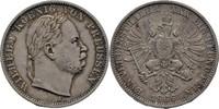 Siegestaler 1866 Preussen Berlin Wilhelm I., 1861-1888 vz  85,00 EUR  zzgl. 3,00 EUR Versand