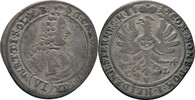 VI Kreuzer 1715 Schlesien Württemberg Öls Carl Friedrich von Öls 1704-1... 35,00 EUR  zzgl. 3,00 EUR Versand