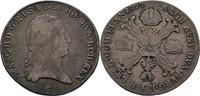 1/2 Kronentaler 1797 RDR Böhmen Prag Franz II./I., 1792-1835. f.ss/ss  45,00 EUR  zzgl. 3,00 EUR Versand