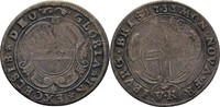 5 Kreuzer 1733 Freiburg im Breisgau  f.ss  60,00 EUR  zzgl. 3,00 EUR Versand