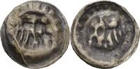 Hohlpfennig 1440-1470 Markgrafschaft Brandenburg Stendal Friedrich II. ... 15,00 EUR  zzgl. 3,00 EUR Versand