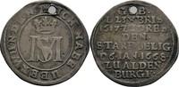 Groschen 1668 Sachsen Altenburg Friedrich Wilhelm II., 1639-1669 geloch... 55,00 EUR  zzgl. 3,00 EUR Versand