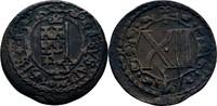 12 Pfennig 1620 Soest Stadt  Stempelbruch, f.vz  95,00 EUR  zzgl. 3,00 EUR Versand