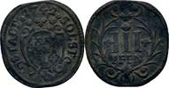 3 Pfennig 1742 Soest Stadt  ss  20,00 EUR  zzgl. 3,00 EUR Versand