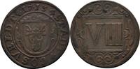 VIII 1713 Coesfeld, Stadt  ss  35,00 EUR  zzgl. 3,00 EUR Versand