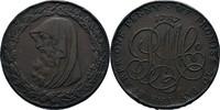 Druid Penny Token 1787 Wales Anglesey  kl. Randschläge, ss  55,00 EUR  zzgl. 3,00 EUR Versand