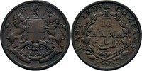 1/12 Anna 1835 British Indien  ss  22,00 EUR  zzgl. 3,00 EUR Versand