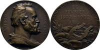Bronzemedaille 1902 Frankreich 100. Geburtstag von Victor Hugo ss  50,00 EUR  zzgl. 3,00 EUR Versand
