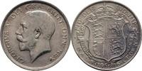 1/2 Crown 1918 Großbritannien George V., 1910-1936. vz  35,00 EUR  zzgl. 3,00 EUR Versand