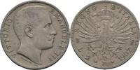 2 Lire 1907 Italien Viktor Emanuel III., 1900-1946. ss  60,00 EUR  zzgl. 3,00 EUR Versand